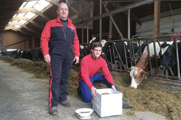JOSERA DairyPilot - pour la longévité de vos animaux