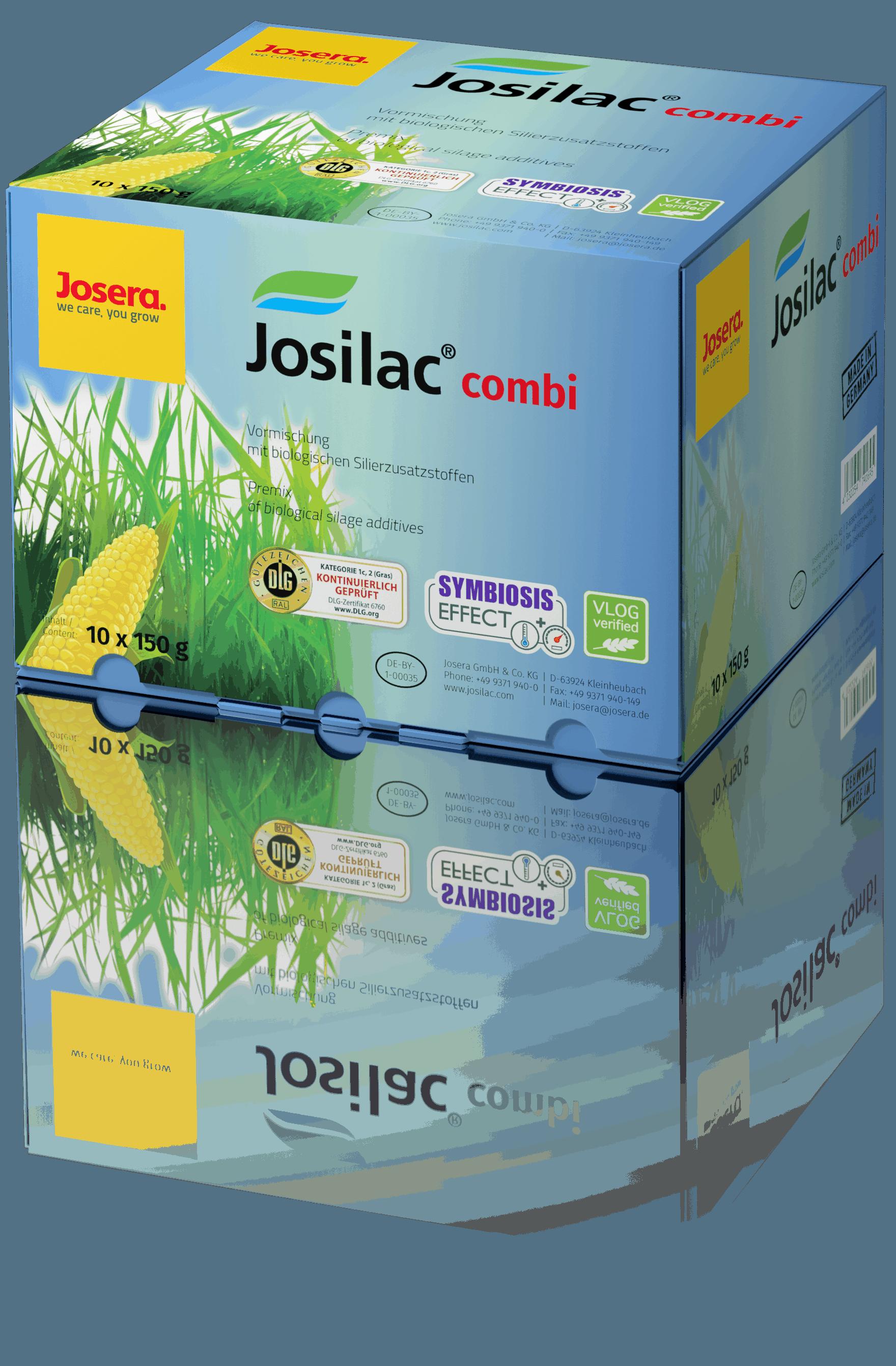 josilac combi, conservateur d'ensilage, carton